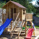 Pomysły na ogrodowy plac zabaw – dzieci to pokochają!