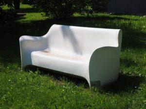 meble plastikowe ława ławka zalety