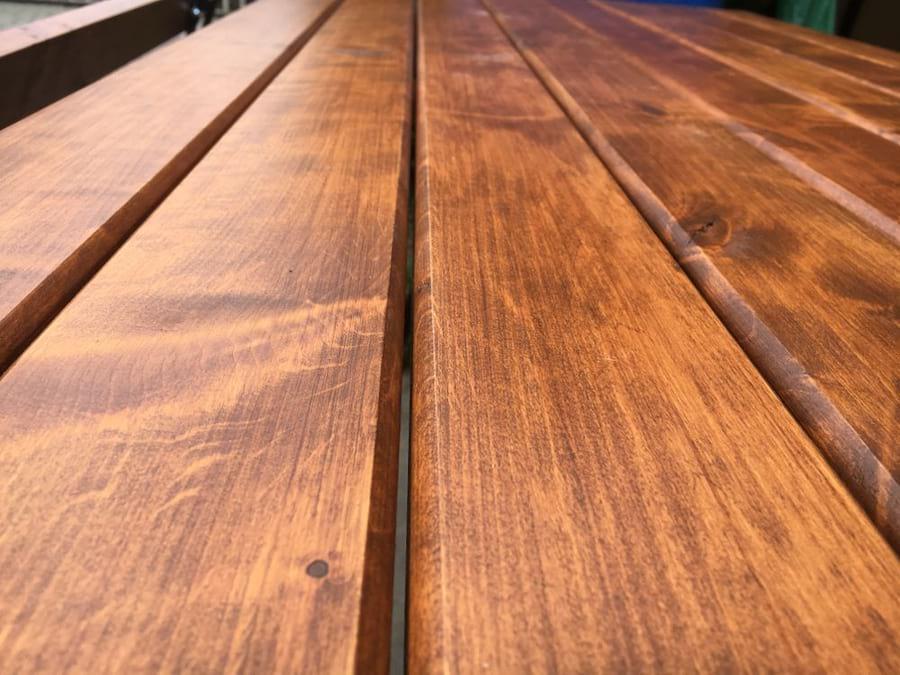 drewno ławka