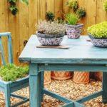 Zrób to sam: jak przywrócić życie starym meblom ogrodowym