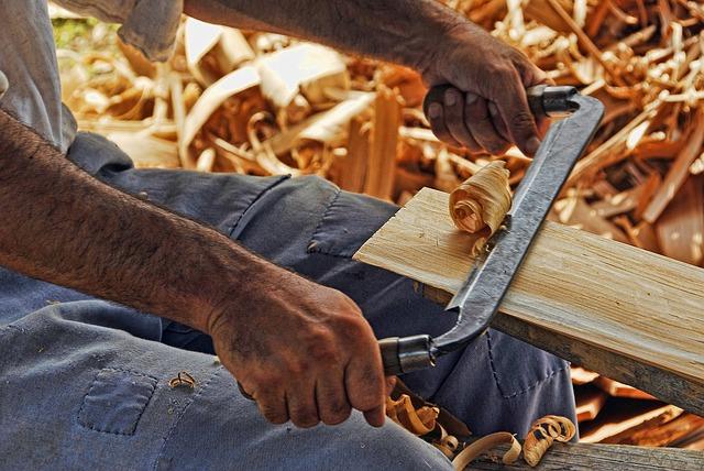 drewniane meble produkcja