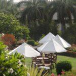 Meble ogrodowe wypoczynkowe – funkcjonalna ozdoba ogrodu w hotelu