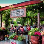 Ogródek piwny i aranżacje do lokali gastronomicznych z ogródkiem