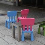 Meble ogrodowe dla dzieci – wykonane z myślą o najmłodszych