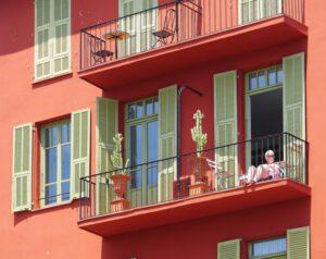 meble na balkon