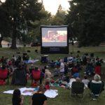 Letnie kino w ogrodzie. Podpowiadamy jak zrobić domowe kino plenerowe