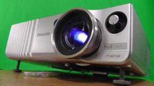 projektor filmowy kino ogrodowe