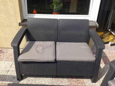 Sofa Corfu Antracyt