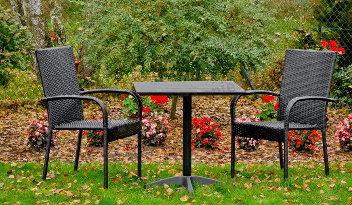 Zestaw mebli stołowych Duo[R