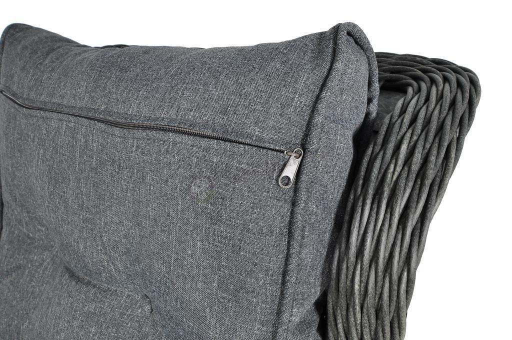 Poduszki na suwak Trivento Melange Grey