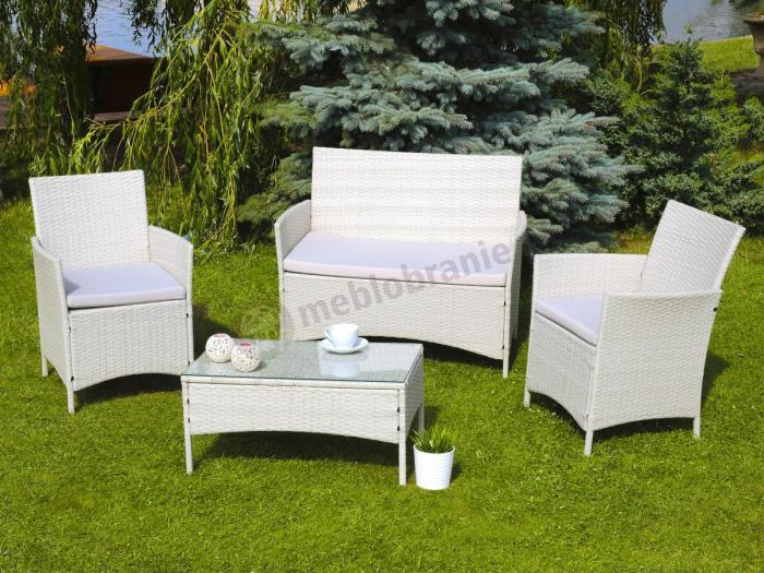 Meble technorattanowe Trimante Ash & Taupe