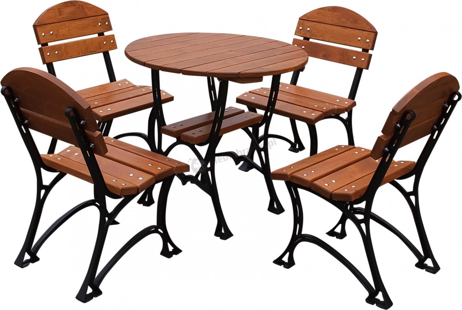 Meble Ogrodowe Piła Sklep Internetowy :  krzesłami Restor Deluxe 80cm  Meble ogrodowe  sklep internetowy