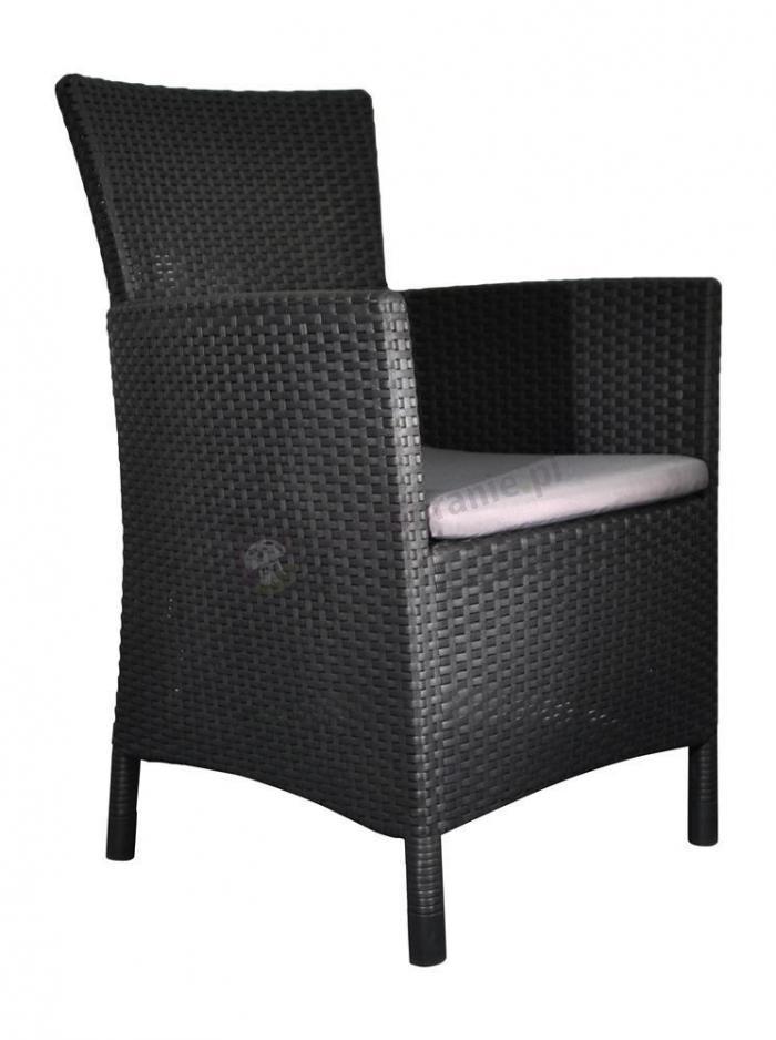 Meble Ogrodowe Rattan Sklep Internetowy :  Rattan Style Iowa  brązowy  Krzesła i fotele  sklep internetowy