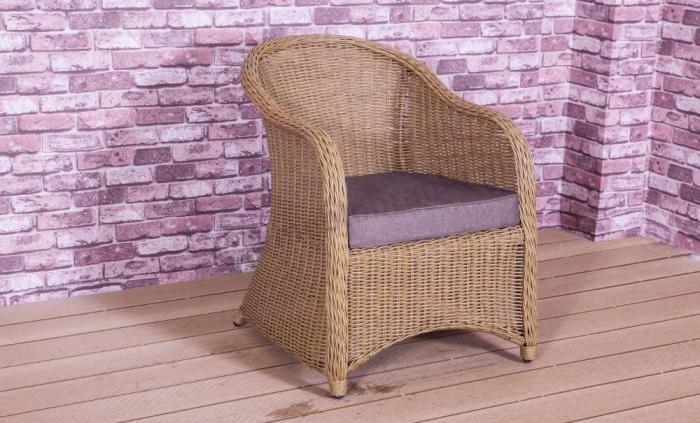 Meble Ogrodowe Technorattan Bello Giardino : Primo krzesło ogrodowe Technorattan  Krzesła i fotele  sklep