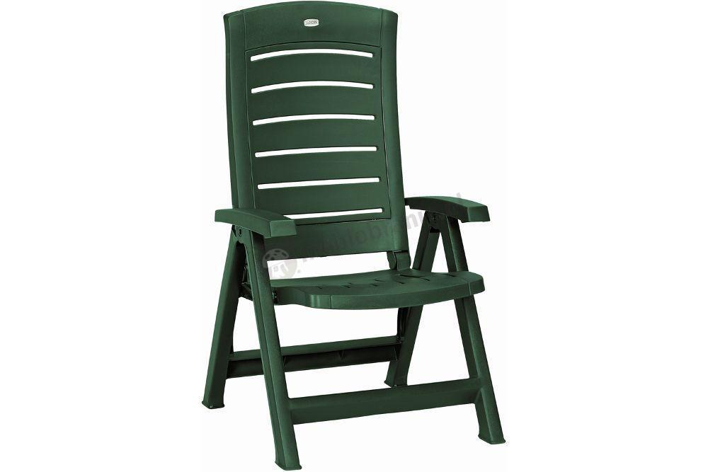 Krzesło Ogrodowe Składane Hera Zielone
