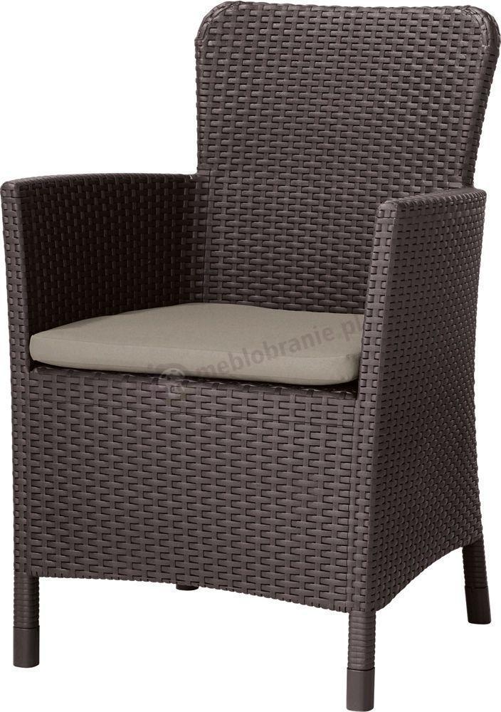 Meble Ogrodowe Rattan Sklep Internetowy :  Rattan Style Miami DC cappucino  Krzesła i fotele  sklep