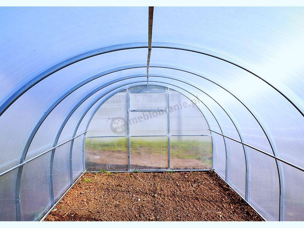 Szklarnia Z Poliwęglanu Agro Standard 3x6x21 18m2