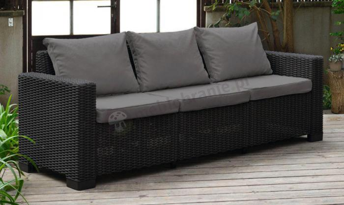 Moorea Set Allibert sofa