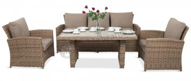 Camino Dining Brown