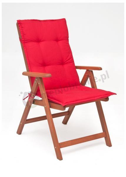 Poduszki Na Meble Ogrodowe Sklep Internetowy : Poducha Czerwona  Poduszki do siedzenia  sklep internetowy