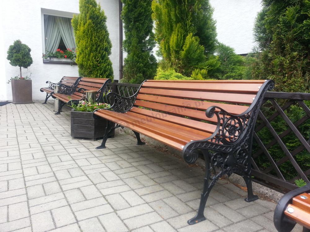 Fantastyczny Ławka koronkowa - Ławki ogrodowe - sklep internetowy ZI55